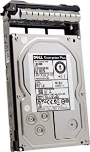 "DELL ENTERPRISE CLASS 4TB 7.2K RPM SAS 3.5"" 6Gbps HARD DRIVE W/TRAY FOR PowerEdge R210 II R220 R310 R320 R410 R415 R420 R510 R515 R520 R710 R720 R720XD T110 II T310 T320 T410 T420 T620 T710"