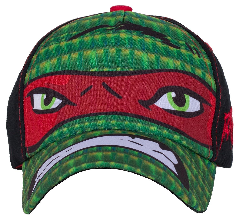 f47010af0d3 Amazon.com  Nickelodeon TMNT Ninja Turtle Raphael Baseball Cap  Clothing