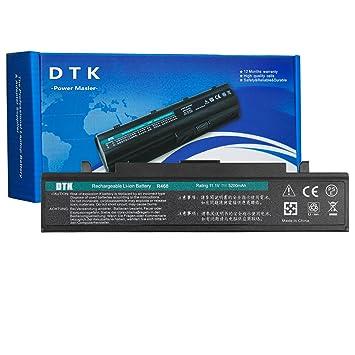 DTK AA-PB9NC6B AA-PB9NS6B AA-PB9NS6W Batería de Repuesto para Portátil SAMSUNG