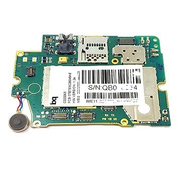 "TRP Placa Base Motherboard BQ Aquaris E5 HD Flex 759 Fnac 2 5"" HD 16"