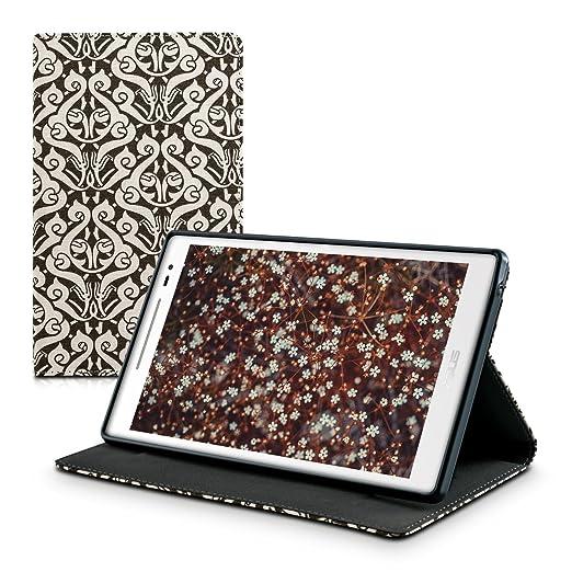 4 opinioni per kwmobile Custodia per Asus ZenPad 8.0- Cover protettiva per tablet Copertina