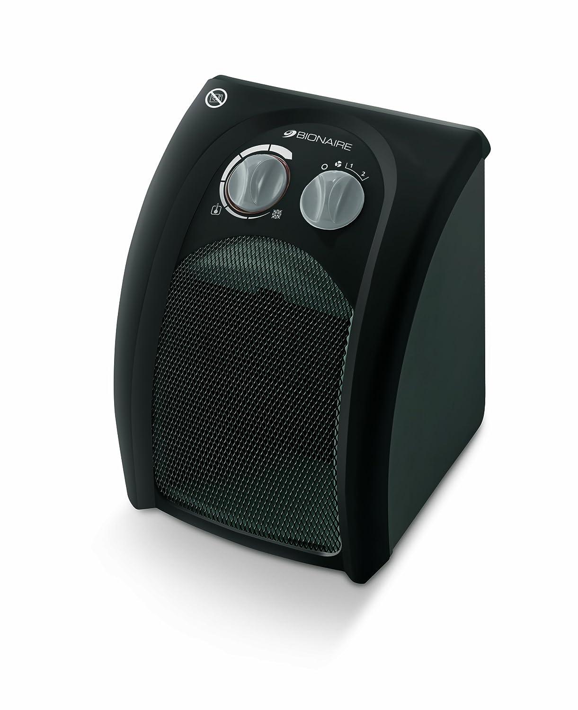 Bionaire 1800w Ceramic Heater, Black Holmes Products BCH160B-IUK
