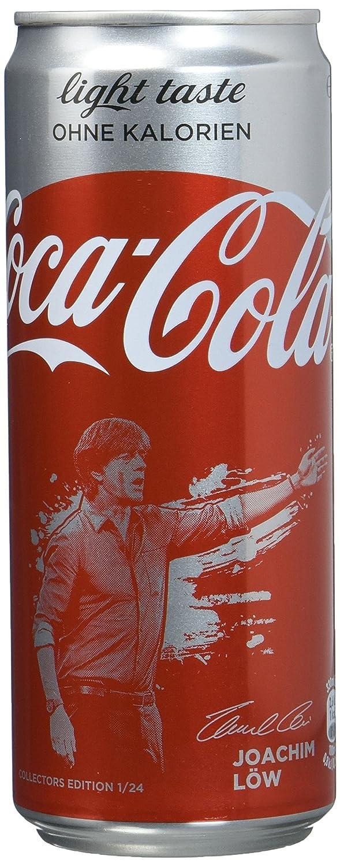 Coca-Cola Light/Erfrischendes Softgetränk in coolen Dosen ...