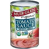 Muir Glen, Organic Tomato Sauce, No Salt Added, 15 oz