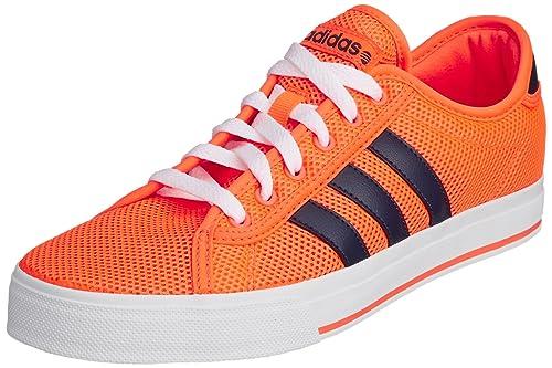 competitive price 8cb79 5b55c adidas Zapatillas Daily Bind NaranjaNegro EU 40 23 Amazon.es Zapatos y  complementos
