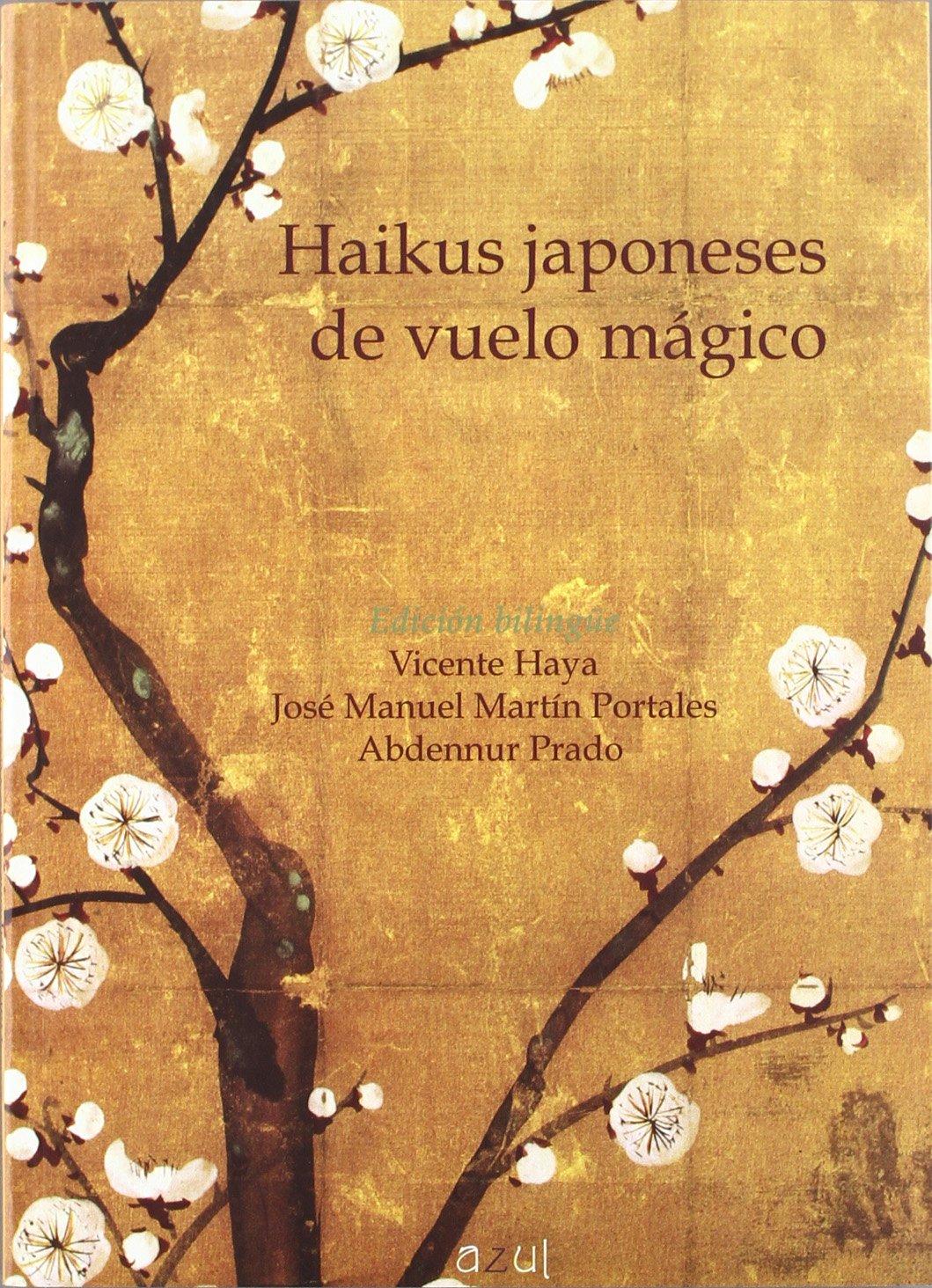 Haikus japoneses de vuelo mágico: Amazon.es: HAYA, José ...