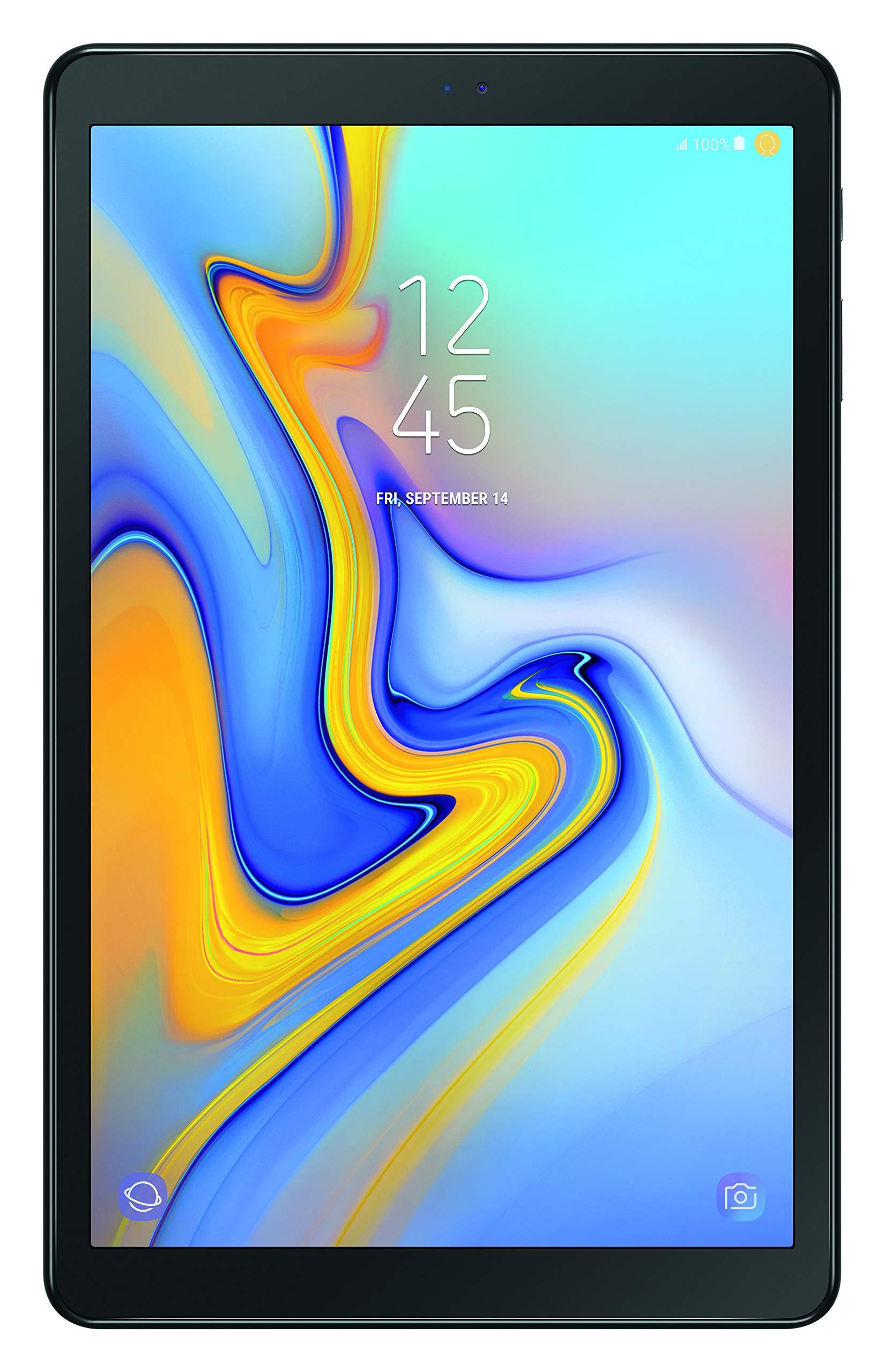 Samsung Electronics SM-T590NZKAXAR Galaxy Tab A, 10.5'', Black by Samsung