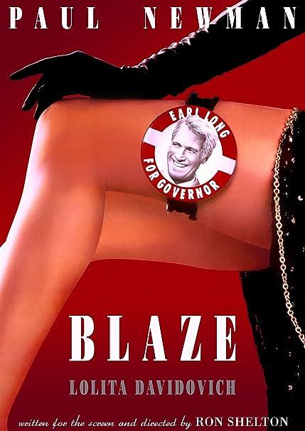 Blaze (1989) [Edizione: Stati Uniti] [Italia] [DVD]: Amazon ...