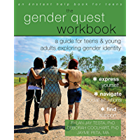 The Gender Quest Workbook: A Guide for Teens and Young Adults Exploring Gender Identity book cover
