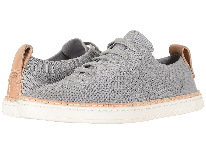 [UGG(アグ)] レディースウォーキングシューズスニーカー靴 Sidney Sneaker Light Grey 7.5 (24.5cm) B - Medium B07FVTLM97