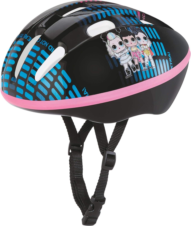 L.O.L Surprise Remix Adjustable Bike//Scooter//Skateboard Helmet for Kids