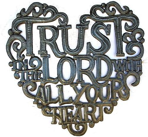 Trust Wall Sculpture