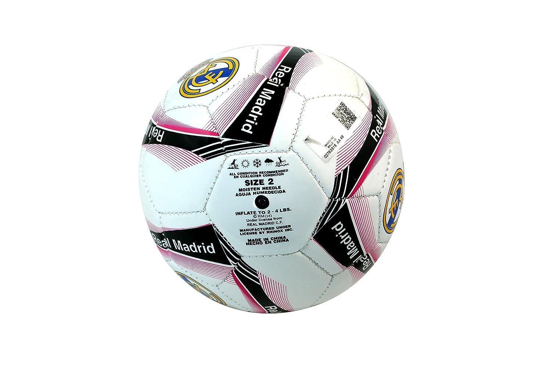 Real Madrid C.F. auténtica producto oficial de balón de fútbol ...