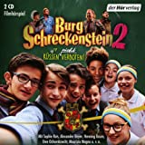 Burg Schreckenstein 2 - küssen (nicht) verboten: Filmhörspiel (Schreckenstein - Die Filmhörspiele, Band 2)