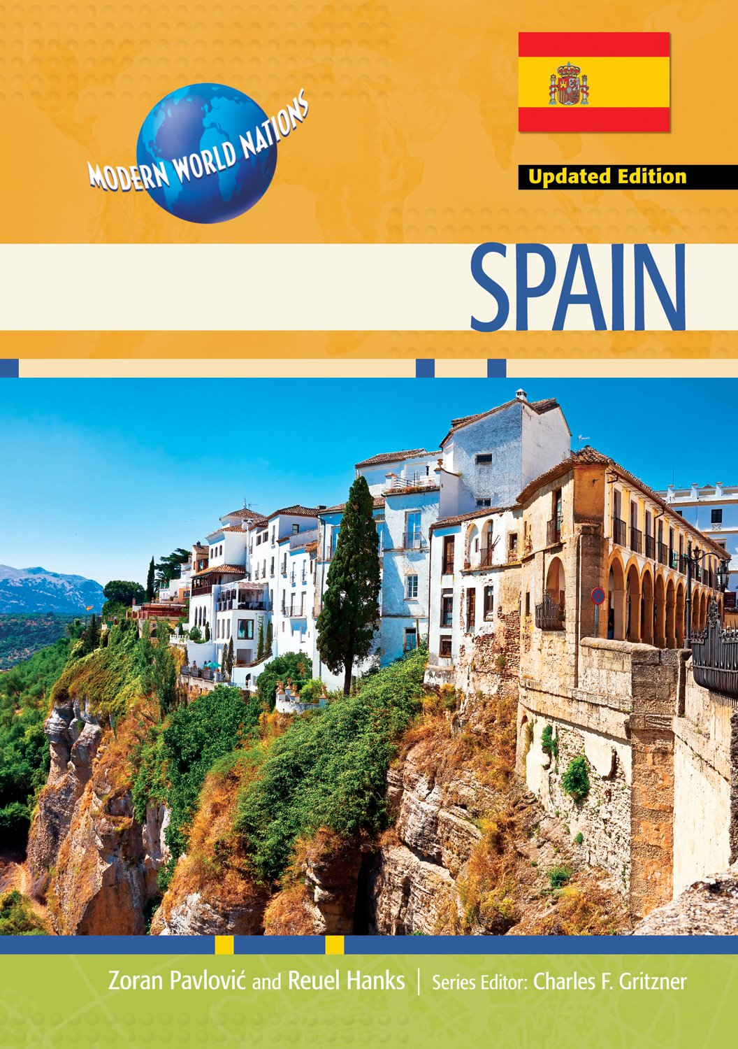 Download Spain (Modern World Nations) pdf epub