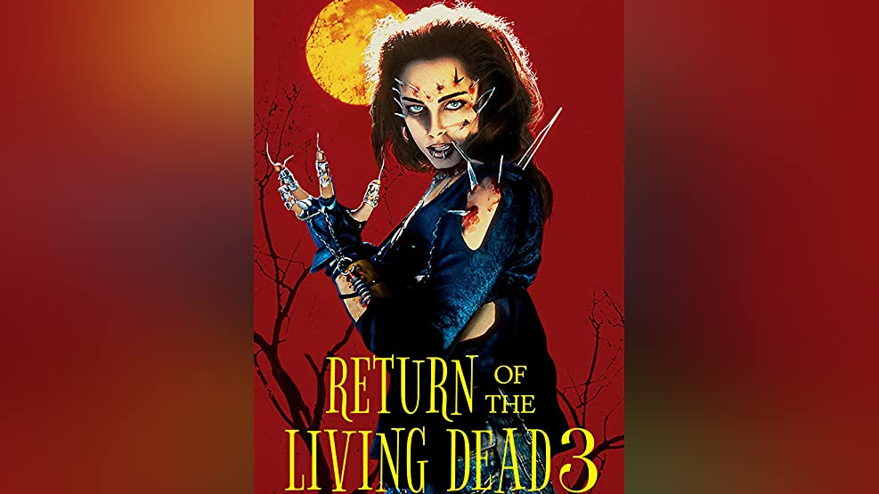 Return of the Living Dead III Unrated Version