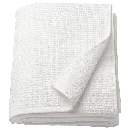 Toallas Bano Ikea.Ikea 103 132 27 Salviken Toalla De Bano Color Blanco