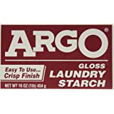 Argo Gloss Laundry Starch