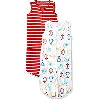 Amazon Essentials 2-Pack Cotton Baby Sleep Sack Bebé-Niños