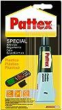 Pattex 1479384 - Pegamento especial plástico