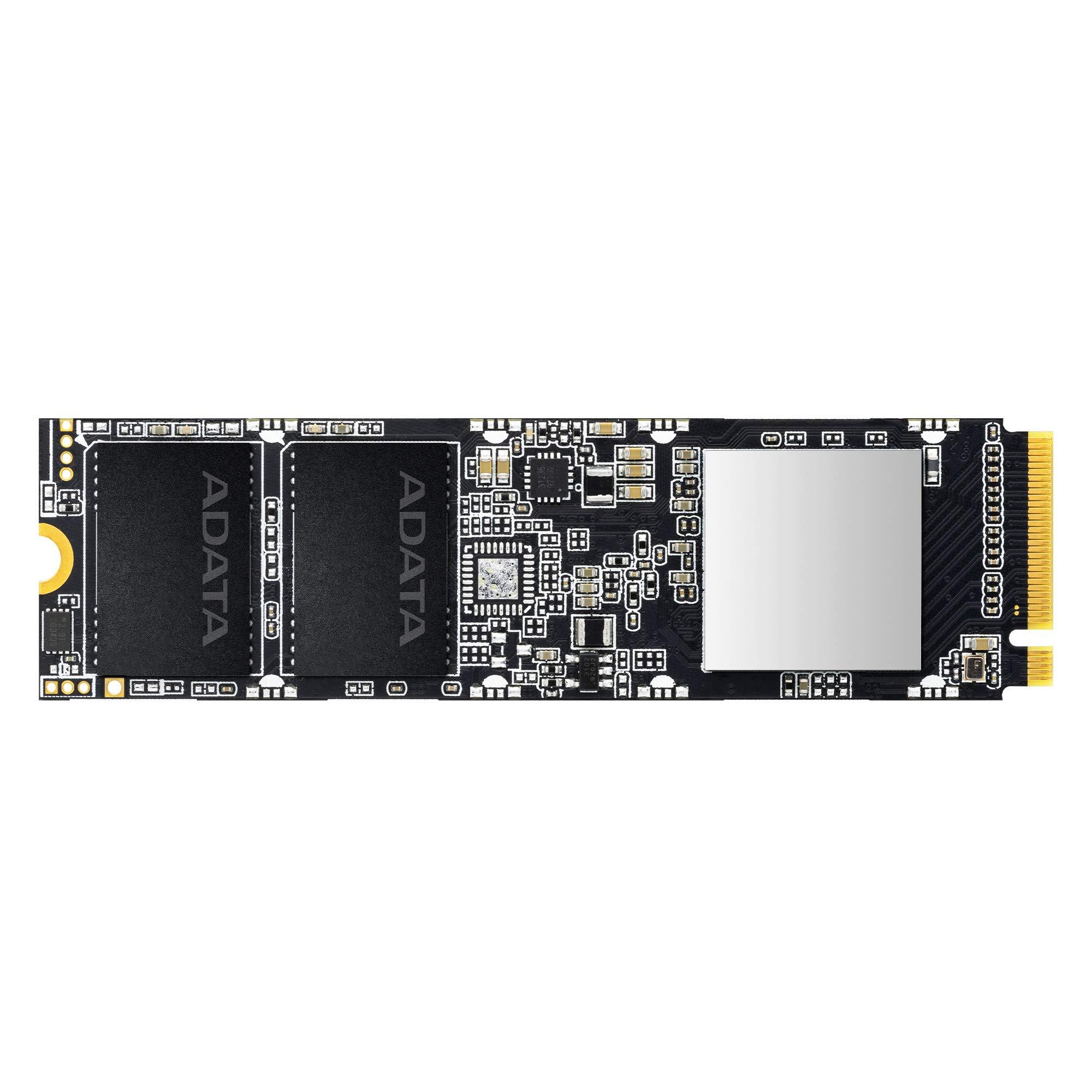 M.2 2280 2TB NVME ADATA XPG SX8100 2TB 3D NAND NVMe Gen3x4 P