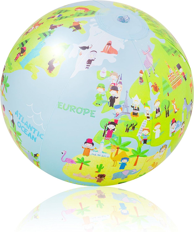Pi-Pe–Pelota de Playa Agua Ball Stars