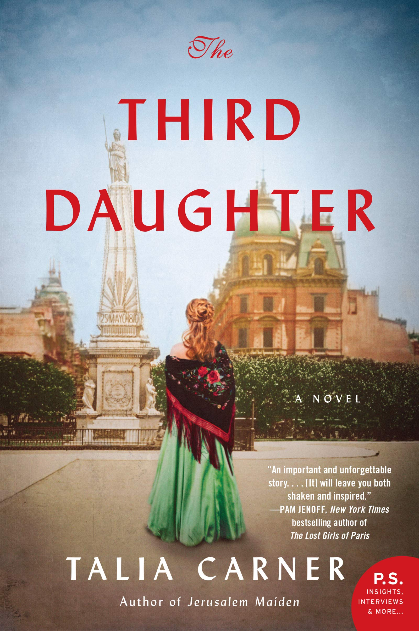 Image result for the third daughter