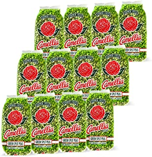 product image for Camellia Brand Dry Green Split Peas 1 Pound (Pack of 12)