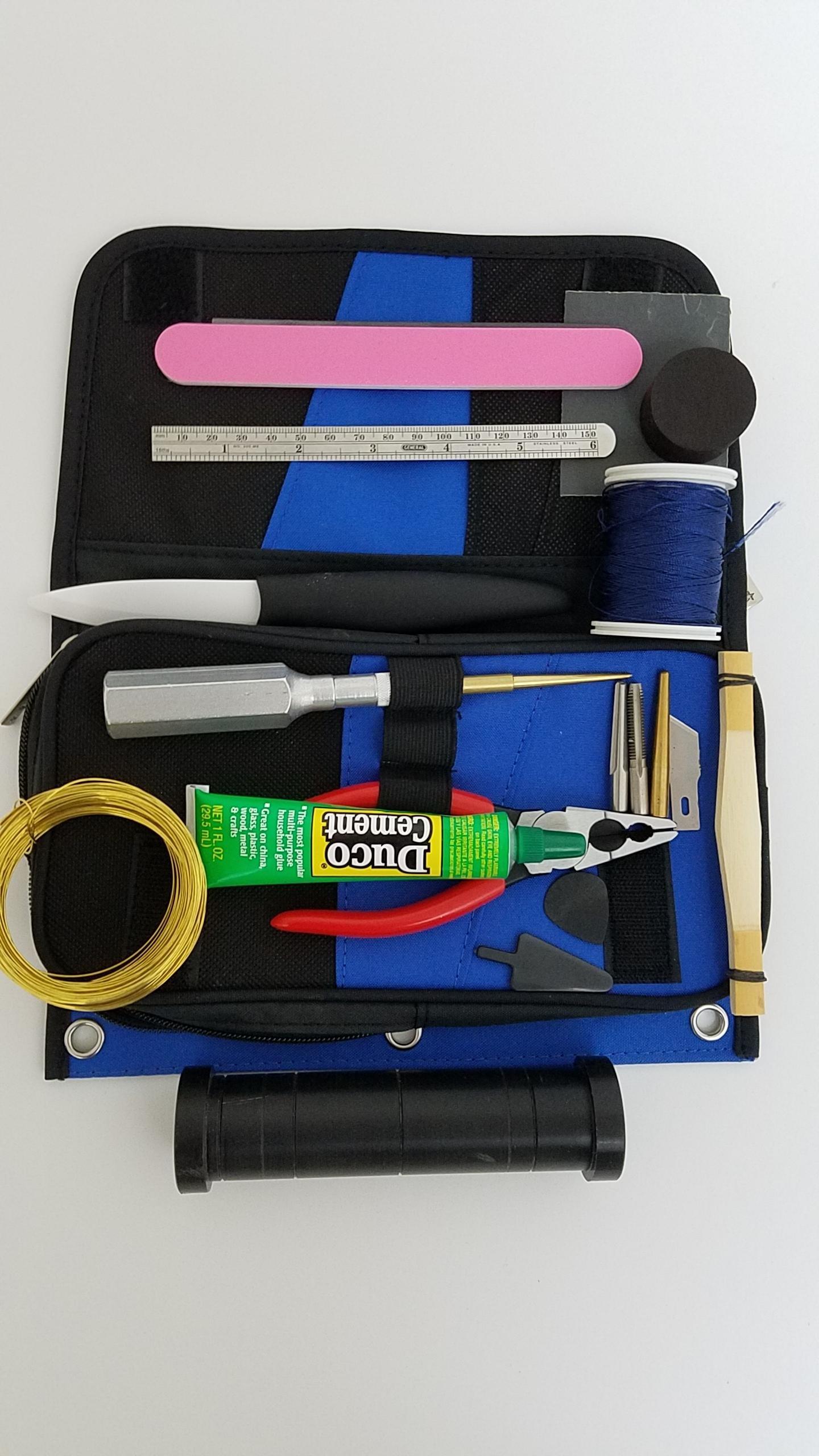 Bassoon Reedmaking Kit