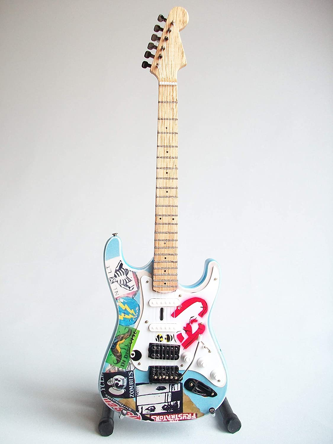 FENDER STRATOCASTER - BILLY JOE ARMSTRONG: Amazon.es: Instrumentos ...