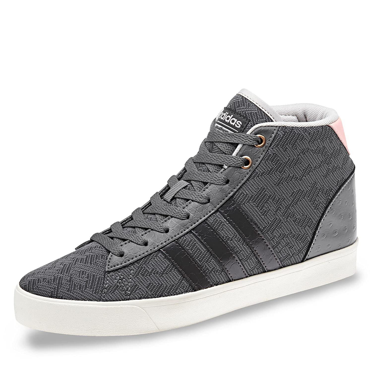 online store 07e31 81284 Amazon.com  adidas Neo Women Shoes Cloudfoam Daily QT Mid Casual Fashion  B74276 New 2018  Fashion Sneakers