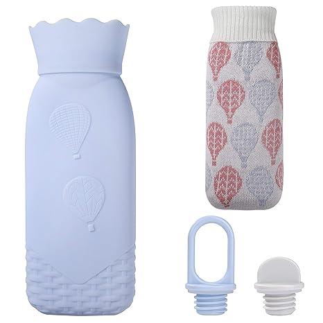 Botella de Agua Caliente de Silicona Horno de Microondas ...