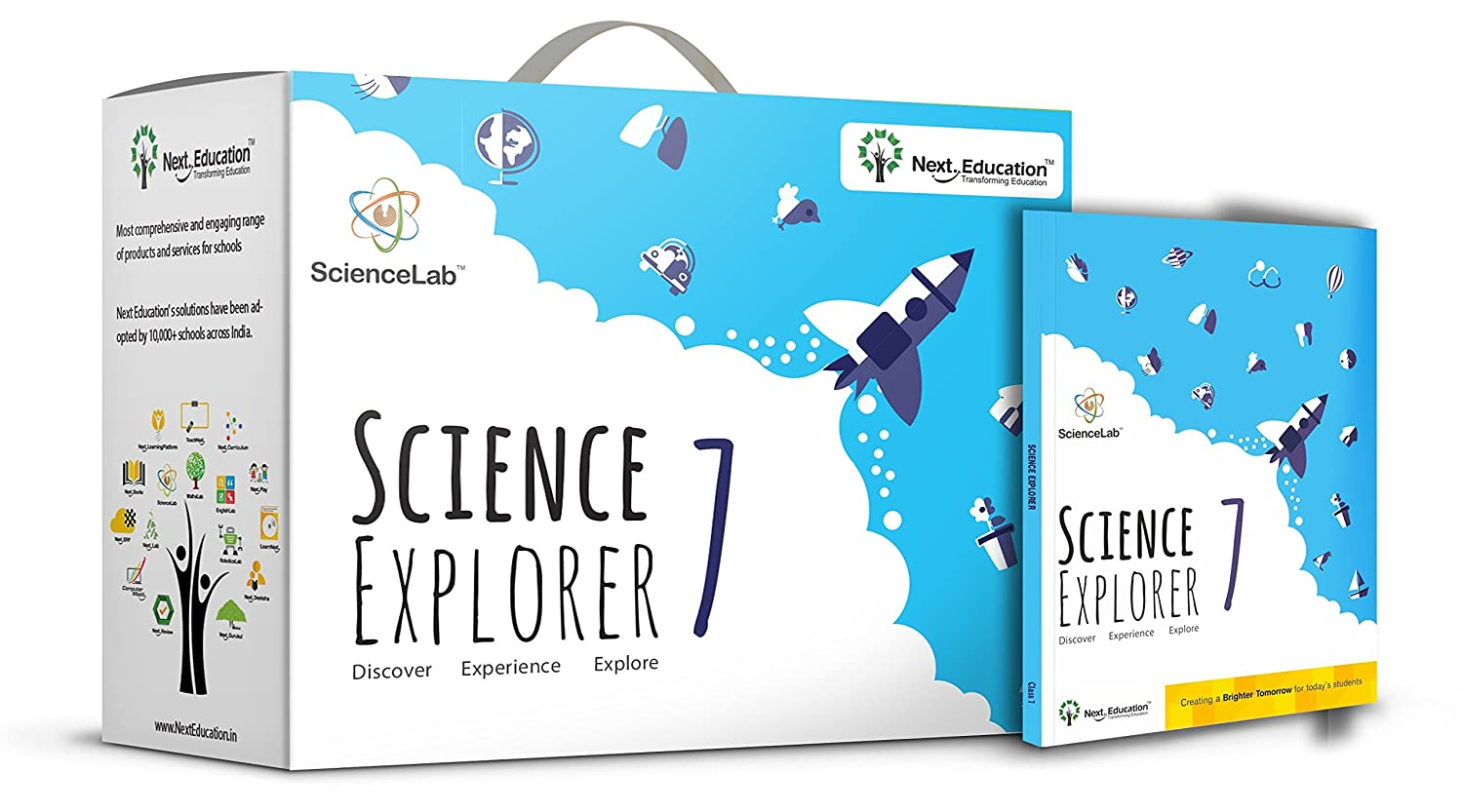 Buy Science Kit For Class 7 Online At Low Prices In India Amazon In
