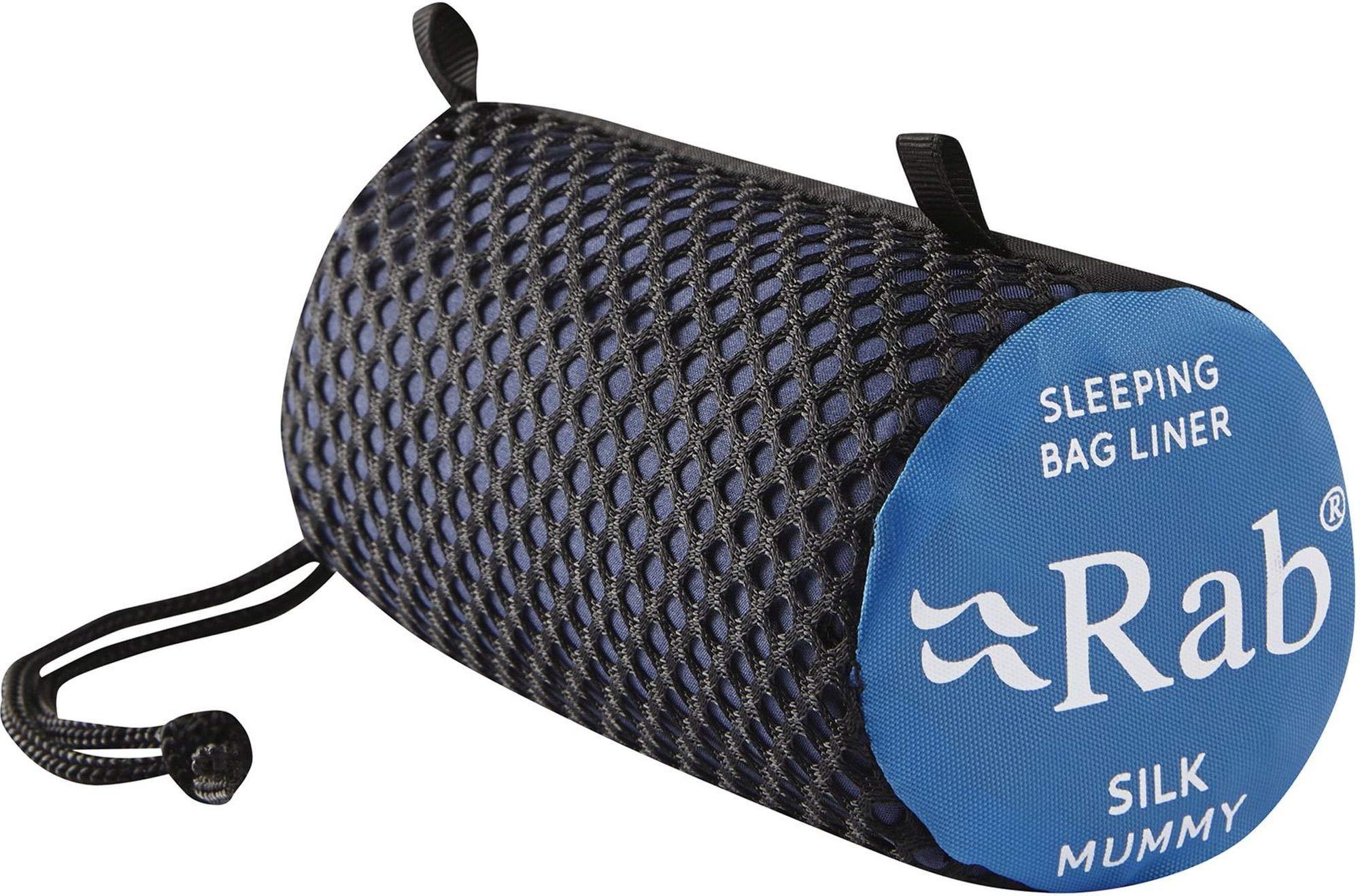 RAB Silk Mummy Sleeping Bag - Ink by RAB