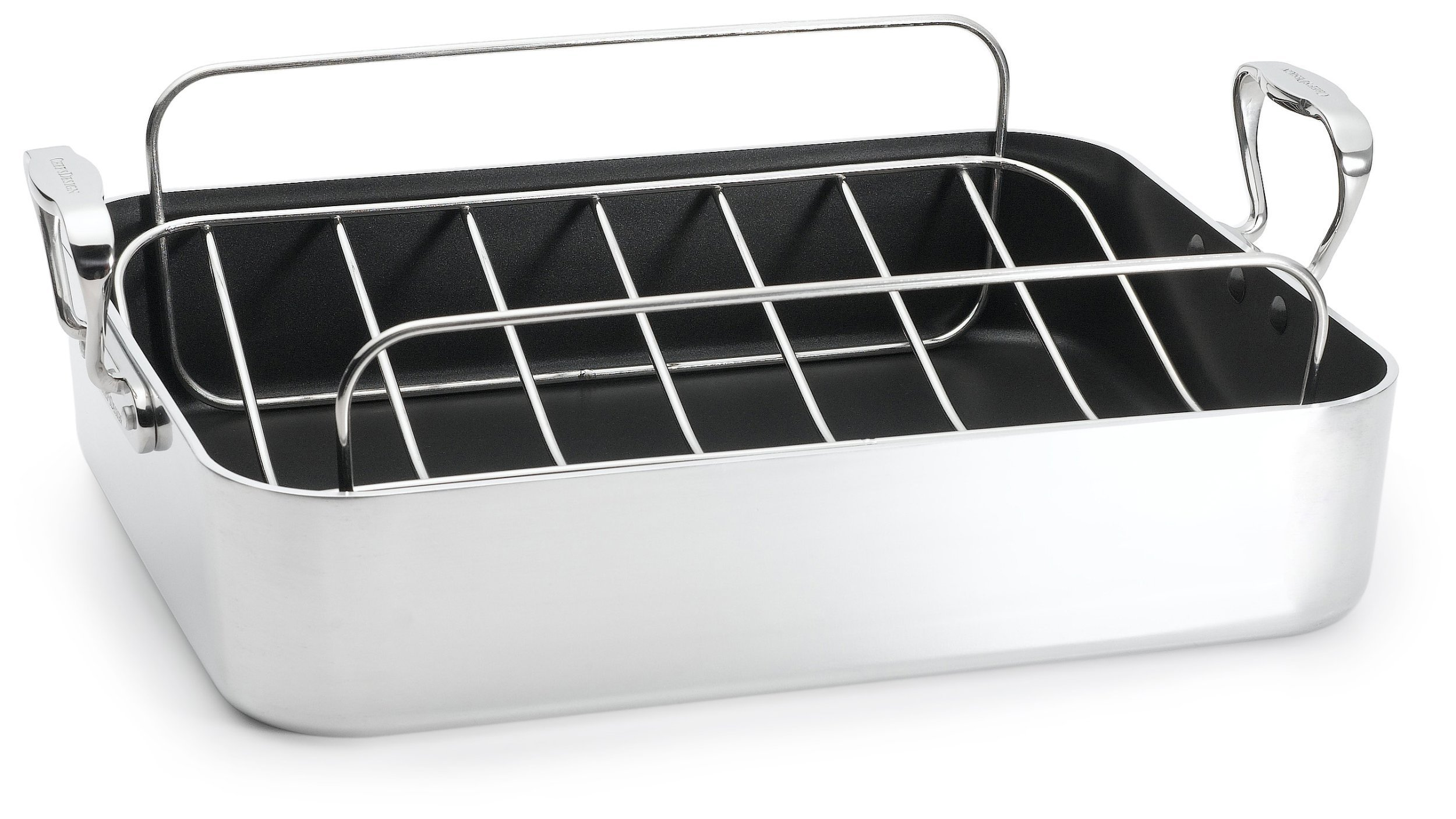 Chef's Design 16.5 Inch French Roaster with Rack