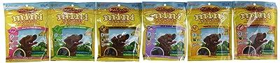 Zuke's Mini Naturals Healthy Moist Dog Treats Variety Pack