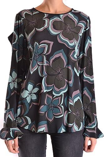 Twin-Set Mujer Mcbi302065o Multicolor Viscosa Jersey