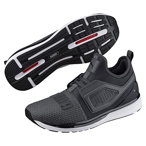Puma Ignite Limitless Weave Men s Shoes Grey 19129303 (9 UK)  Amazon.co.uk   Shoes   Bags c65ec48d0