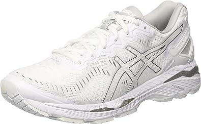 Asics Gel-Kayano 23, Zapatillas de Running para Hombre, Blanco ...
