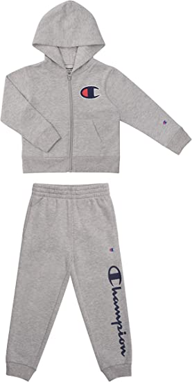 Baby Heather Gray Sweat Pants//Joggers Size 0-3 Months 2 Piece Set NEW!