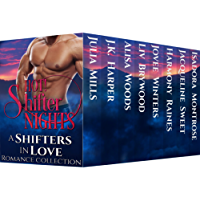 Hot Shifter Nights: Shifters in Love Romance Collection (English Edition)