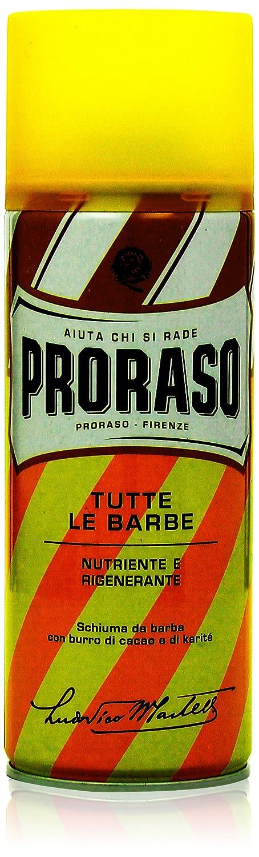Proraso Yellow Shaving Foam Espuma Afeitado - 400 ml 8004395001439