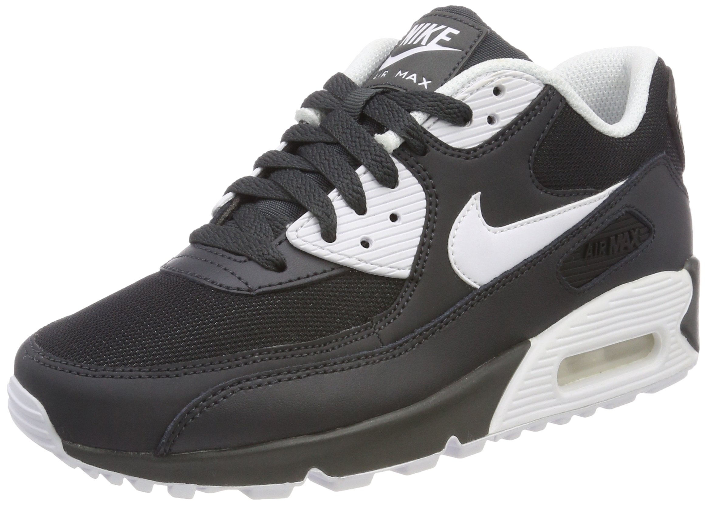 Nike Men's Air Max 90 Essential, AnthraciteWhite Black, 10 M US