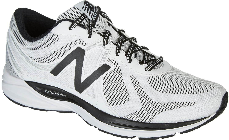 New Balance Men's M580V5 Running Shoes B01CQT0TIU 13 D(M) US White