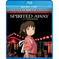 Spirited Away Blu-ray + DVD Deals