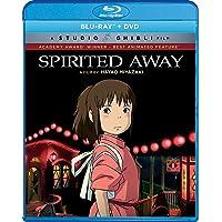 Deals on Spirited Away Blu-ray + DVD