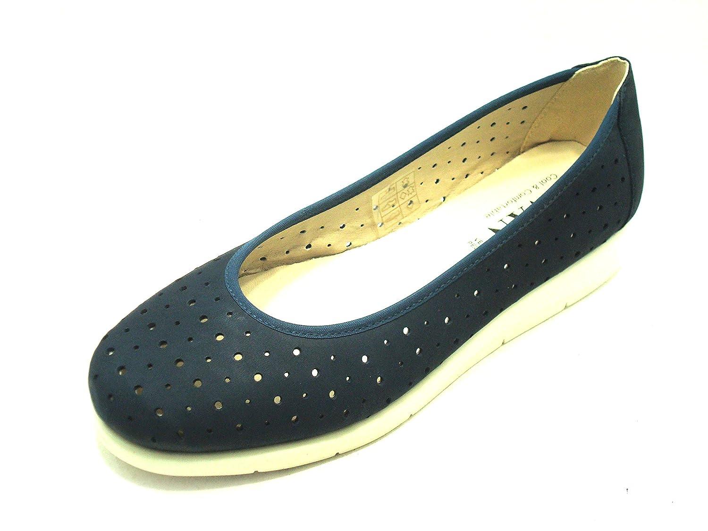 DIVAN - Mocasines de Ante para Mujer Azul Turquesa: Amazon.es: Zapatos y complementos