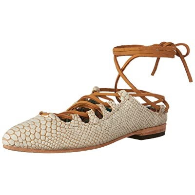Freebird Women's Enya Ballet Flat: Shoes