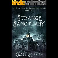 Strange Sanctuary (The Haunting of Blackburn Manor Book 1) book cover