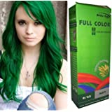 Starlist 0/22 Coloration de cheveux sans parabène, ammoniaque, silicone ni sulfate Vert